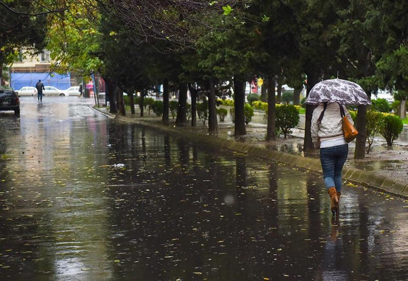 """Стало известно, сколько в Азербайджане сохранится нестабильная погода <span class=""""color_red"""">- ПРЕДУПРЕЖДЕНИЕ</span>"""