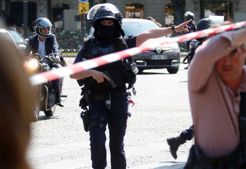 В Париже прогремел взрыв, есть пострадавшие