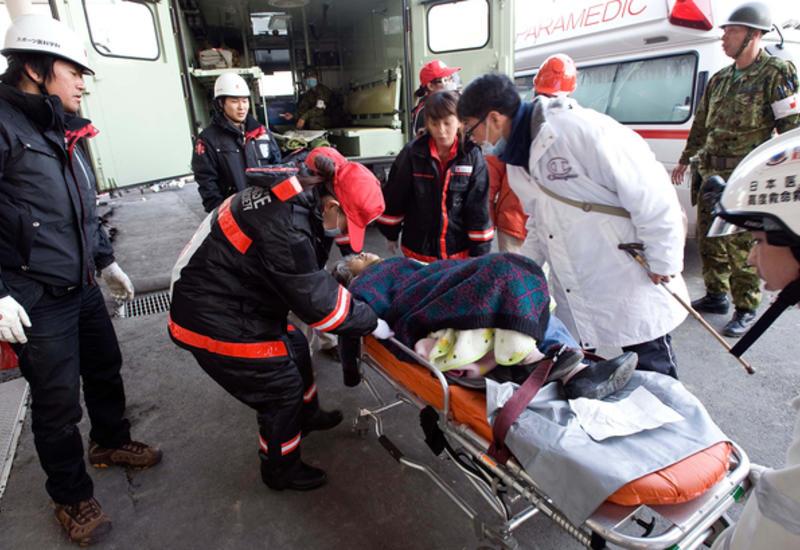 В Японии катер налетел на рифы, есть пострадавшие