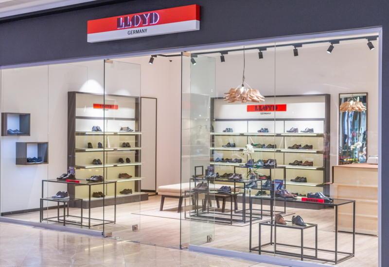 """130 лет безупречного немецкого качества: обувной бренд LLOYD теперь в Баку! <span class=""""color_red"""">- ФОТО</span>"""