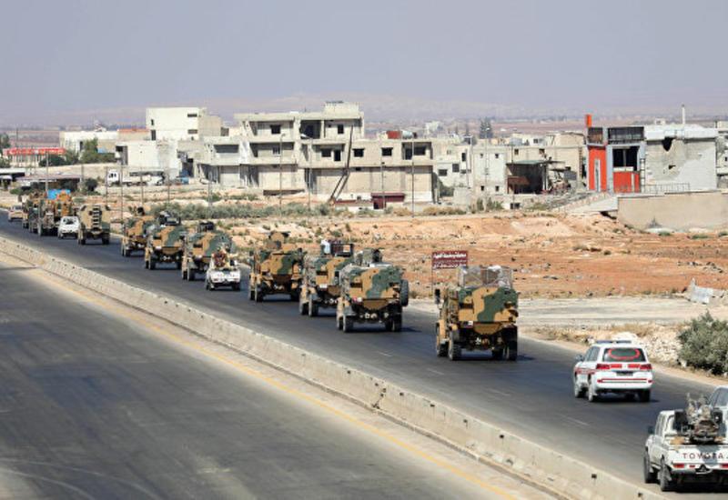 Турция намерена создать в Сирии зону безопасности