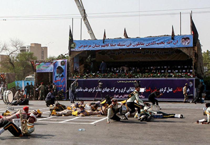 В Иране заявили о задержании подозреваемых в организации теракта в Ахвазе