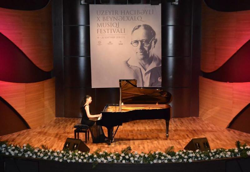 """В Центре мугама прошел прекрасный вечер фортепианной музыки <span class=""""color_red"""">- ФОТО</span>"""