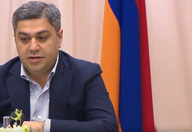 Глава Службы нацбезопасности Армении опозорился