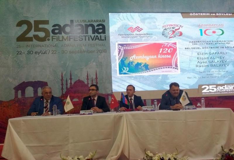 "В Турции отметили 120-летие азербайджанского кино <span class=""color_red"">- ФОТО</span>"