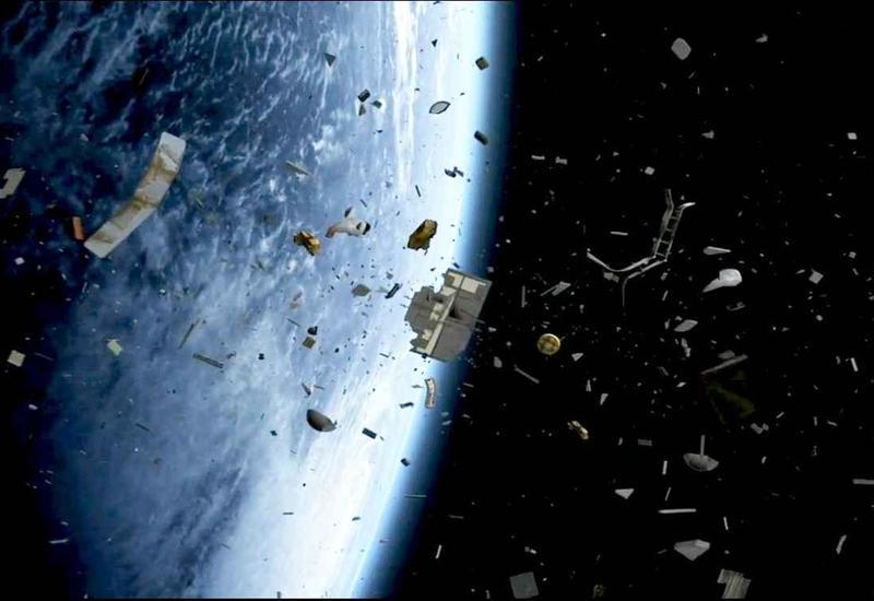 Британцы впервые протестировали устройство для вылова космического мусора