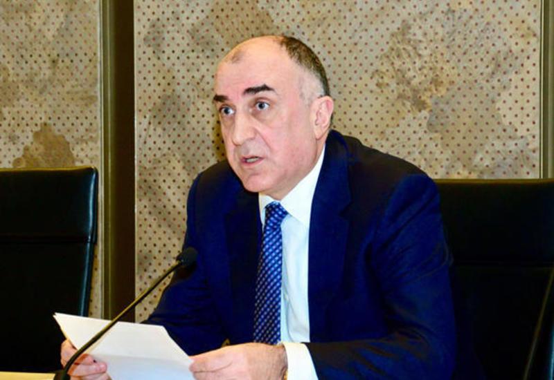 Эльмар Мамедъяров принимает участие в форуме в ОАЭ