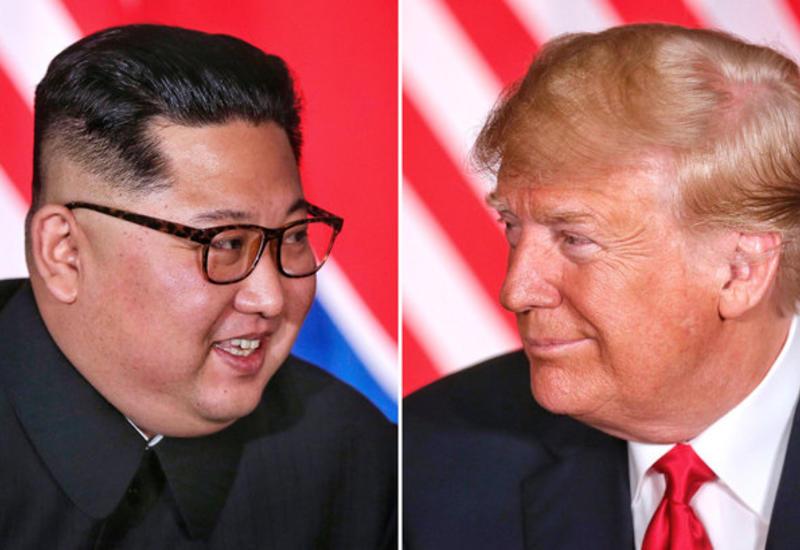 Трамп анонсировал вторую встречу с Кимом