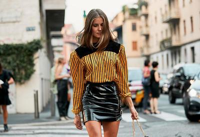 """Самые лучшие образы миланских модниц <span class=""""color_red"""">- ФОТО</span>"""