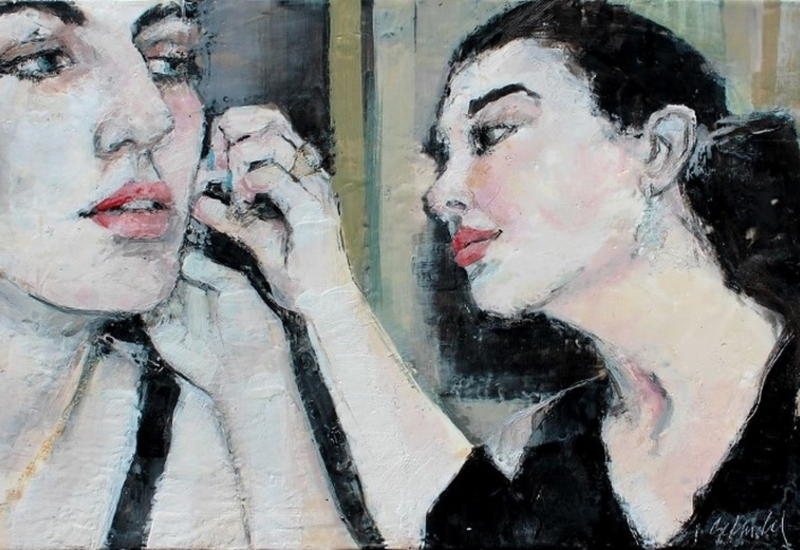 """""""Картинная галерея"""" Day.Az: Способ выразить очарование"""