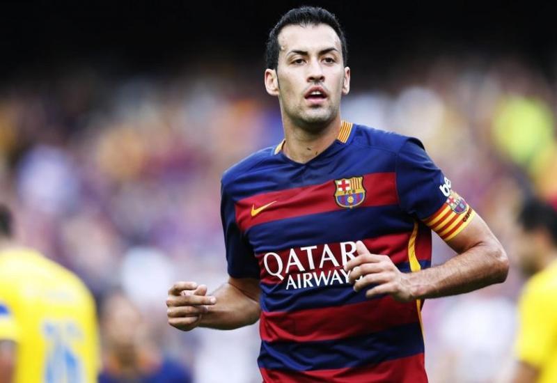 Полузащитник Бускетс продлит контракт с «Барселоной»