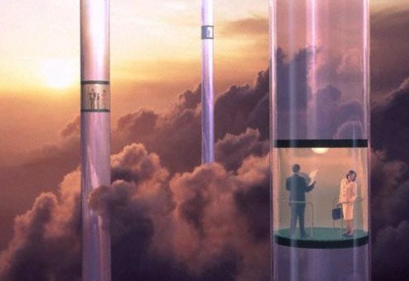 """Японцы готовятся испытать космический лифт <span class=""""color_red"""">- ВИДЕО</span>"""