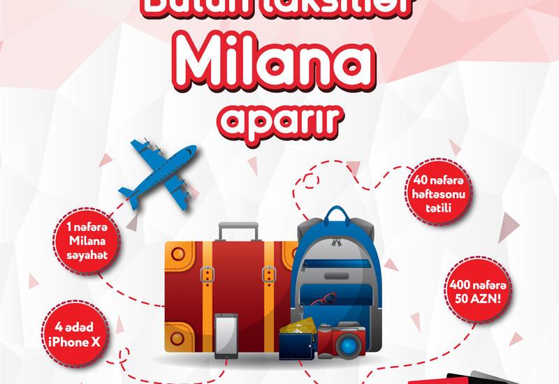 Клиент Kapital Bank выиграл поездку в Милан