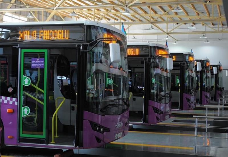 В Баку выставят на конкурс все автобусные маршруты