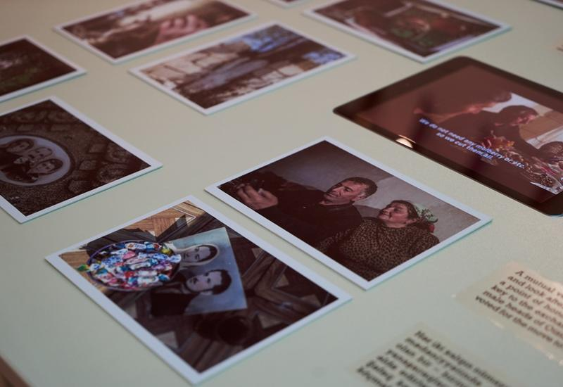 "В Баку открылась выставка «О беженцах и мигрантах» <span class=""color_red"">- ФОТО</span>"
