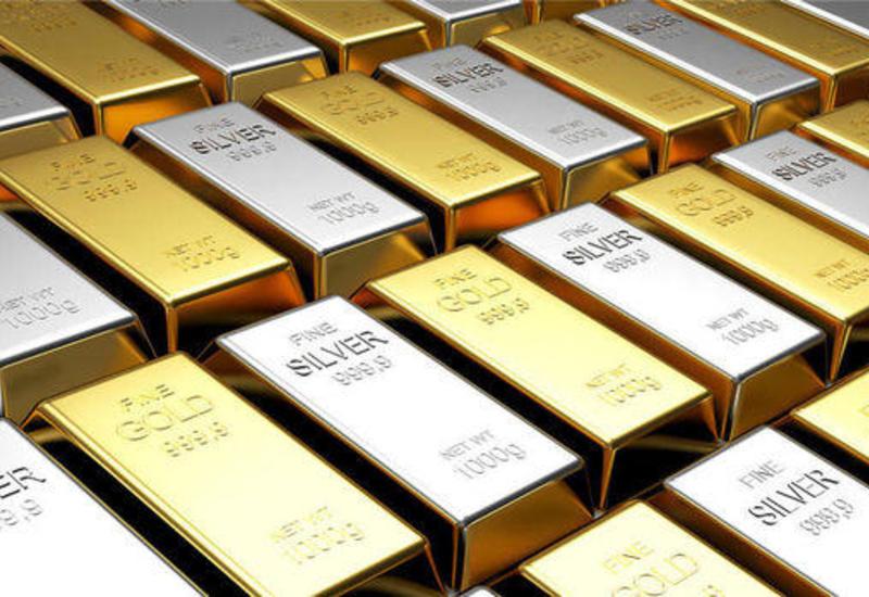 Банковские металлы в Азербайджане подорожали