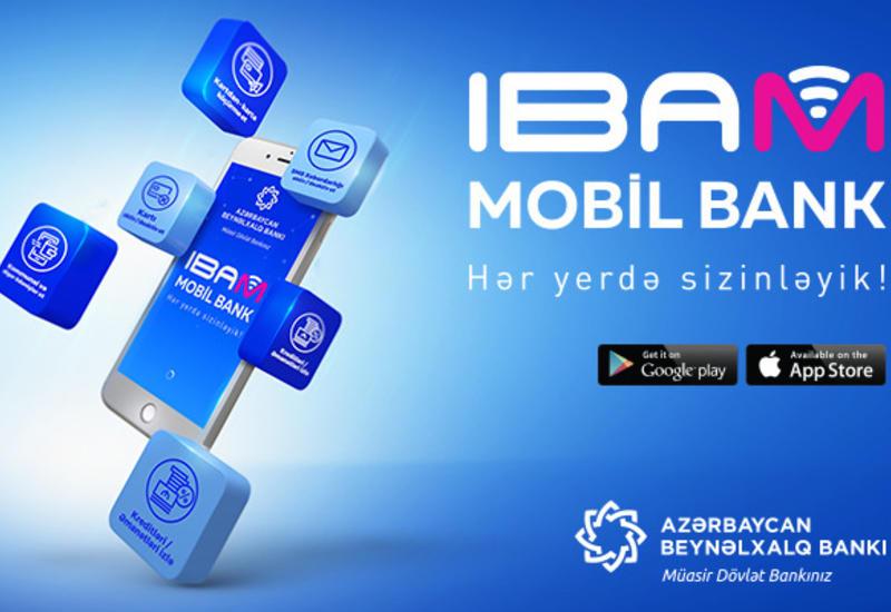 Междбанк Азербайджана модифицировал функции мобильного приложения IBAm и услуги IBAnking