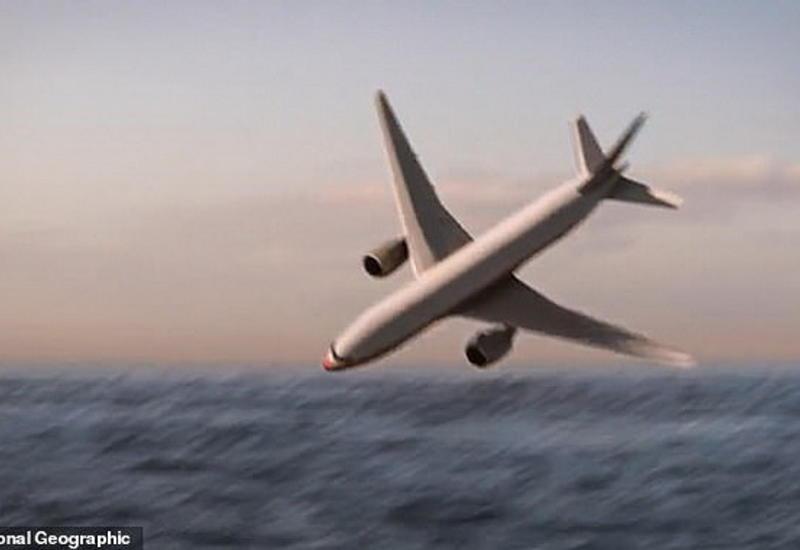 """National Geographic воссоздал """"смертельную спираль"""" пропавшего рейса MH370 <span class=""""color_red"""">- ВИДЕО</span>"""