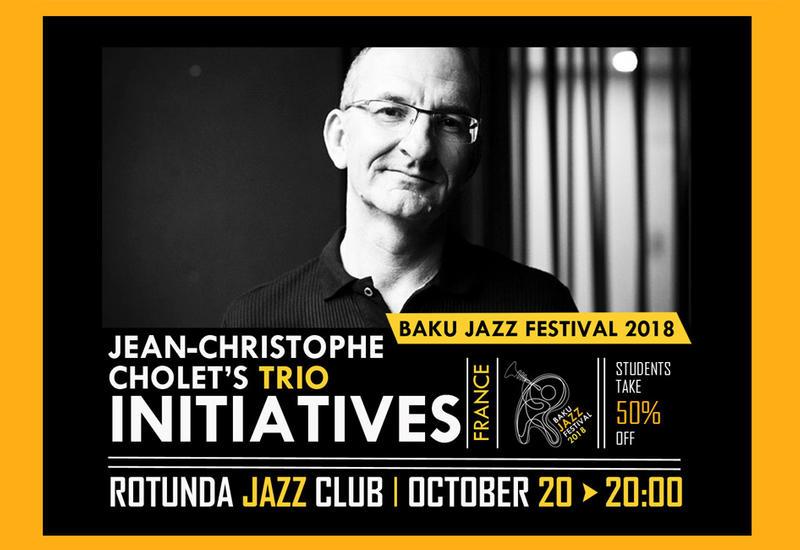Джаз с французским акцентом зазвучит в Баку