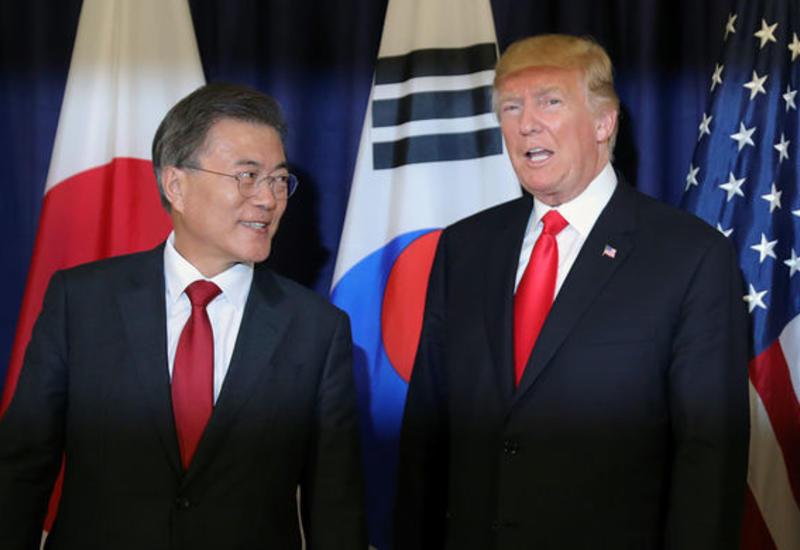 Президенты США и Южной Кореи договорились о свободной торговле