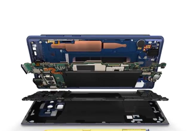Мощная батарея, процессор и другие преимущества Samsung Note 9