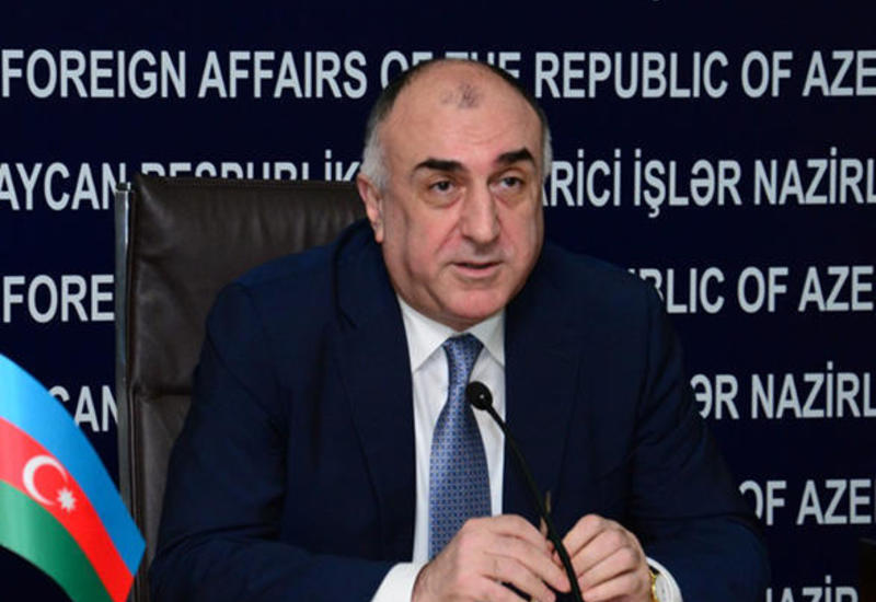 Эльмар Мамедъяров: Проявляя неуважение к позициям стран мира, Армения продолжает оккупацию азербайджанских территорий