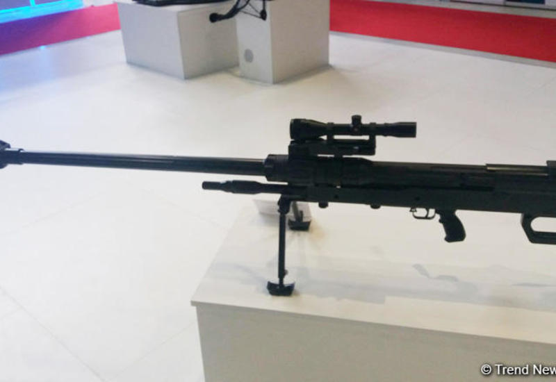 """В Азербайджане разработана новая крупнокалиберная снайперская винтовка <span class=""""color_red"""">- ФОТО</span>"""