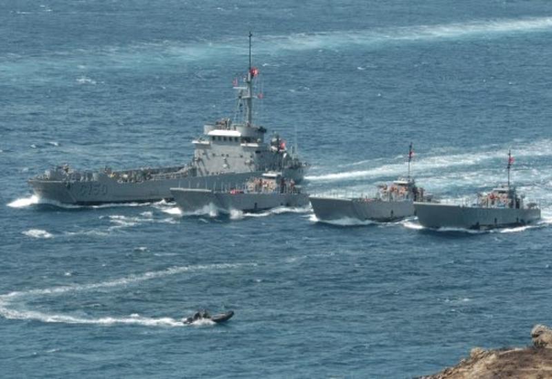 Турция проведет военно-морские учения с участием Азербайджана