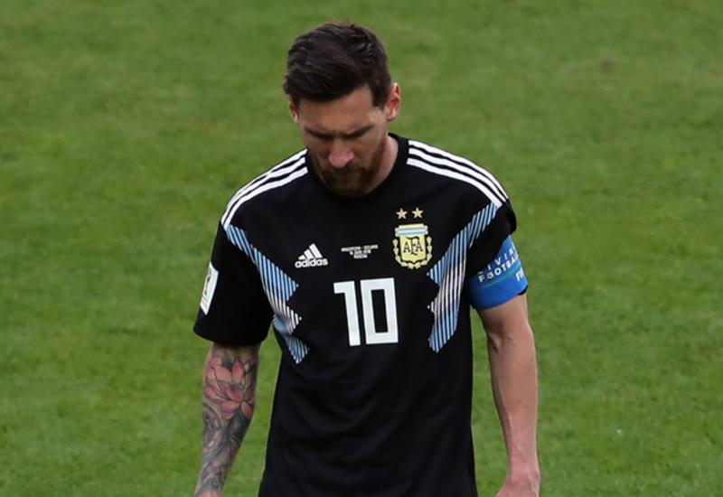 Месси не получил вызов в сборную Аргентины