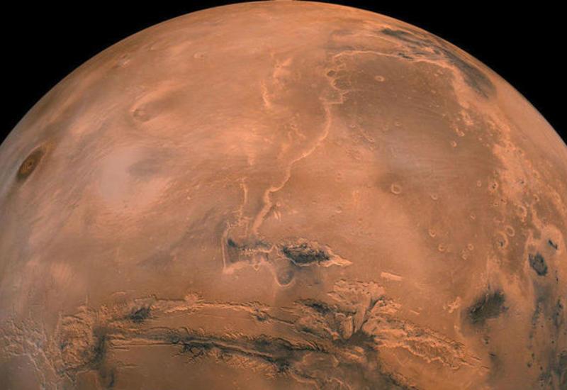 Радиация могла питать жизнь в коре древнего Марса и устраивать глобальные потепления