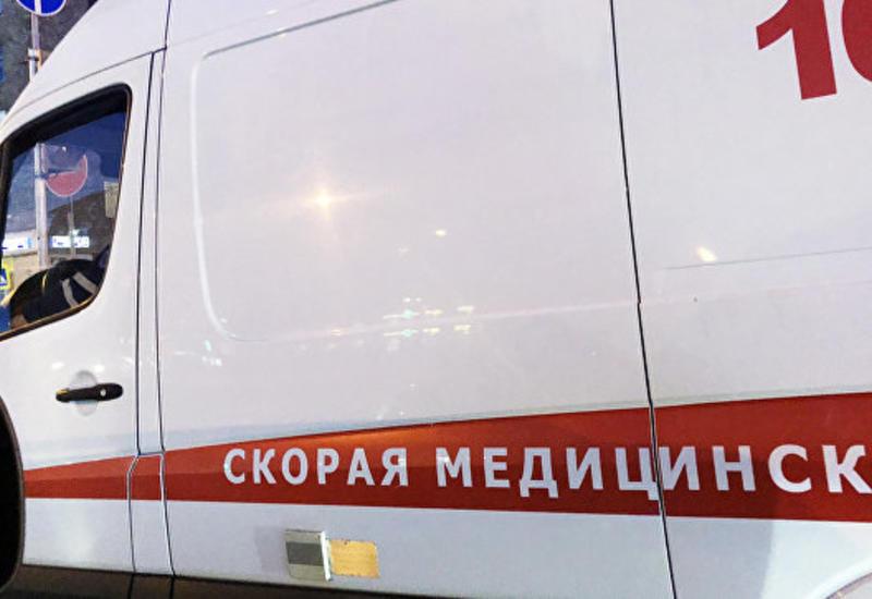 ДТП в России, восемь пострадавших