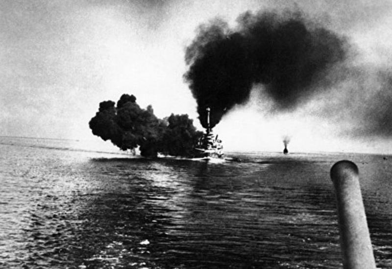 """Обнародованы ранее неизвестные снимки первых залпов Второй мировой войны <span class=""""color_red"""">- ФОТО</span>"""