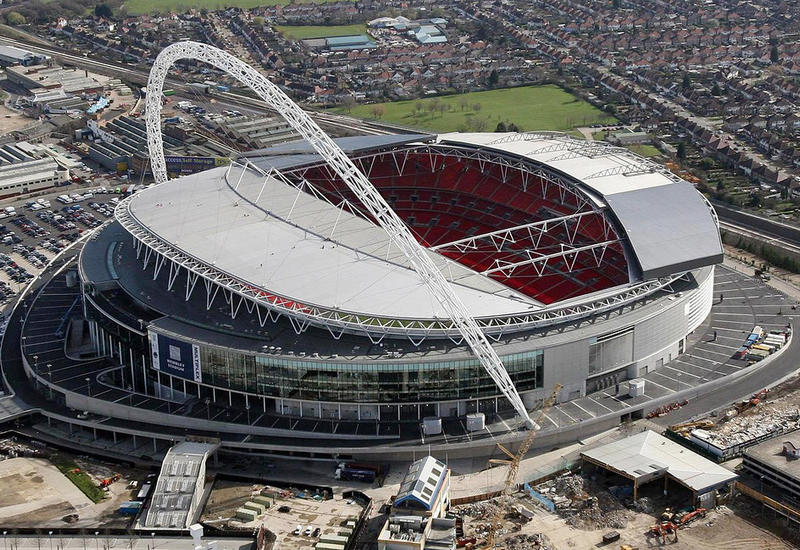 "Футбольное руководство Англии одобрило условия продажи стадиона ""Уэмбли"""