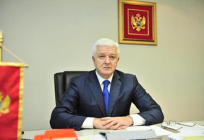 Премьер-министр Монтенегро посетит Азербайджан