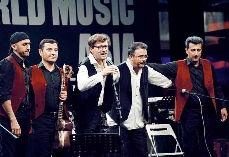 Синтез азербайджанского мугама и французского джаза покорили Шанхай