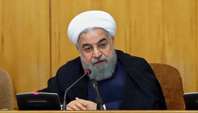Президент Ирана объявил онежелании воевать иамериканцами наБлижнем Востоке
