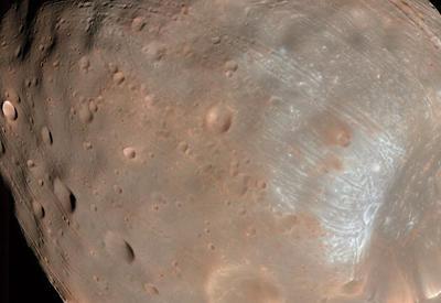 Ученые: Посадка на спутники Марса будет опасной для роботов и людей