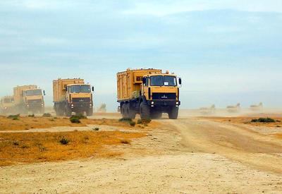 В Азербайджан прибыла новая партия ракетных комплексов «Полонез» - ФОТО - ВИДЕО