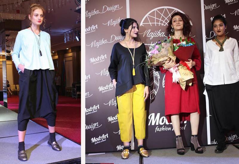 Одежда для миллениалов - Презентован новый отечественный бренд Najiba Design