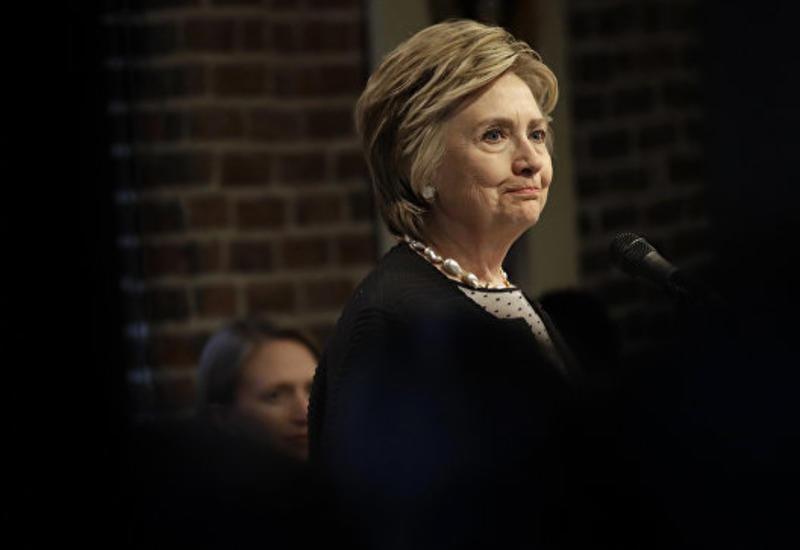 Клинтон сыграла в американском ситкоме
