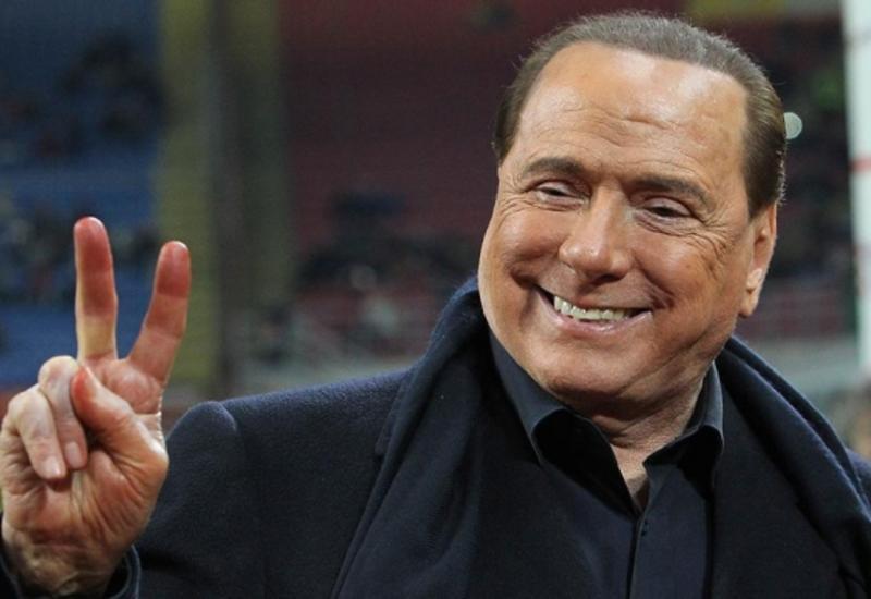 Берлускони приобрел итальянский клуб «Монца»