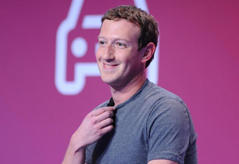 Цукербергу пригрозили удалением его страницы в Facebook
