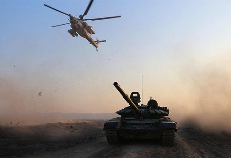 В Идлибе боевики трижды атаковали сирийских военных