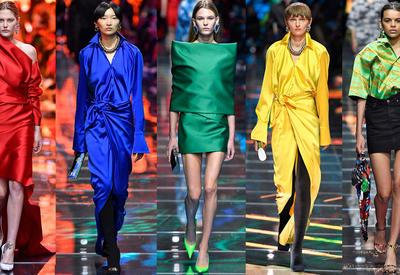 "Футуризм и антиутопия на показе Balenciaga <span class=""color_red"">- ФОТО</span>"