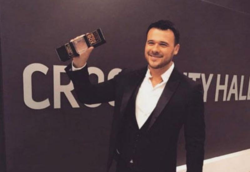 Народный артист Азербайджана Эмин Агаларов назван лучшим певцом России