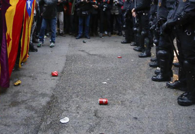Случившееся в Испании ужаснуло Европу