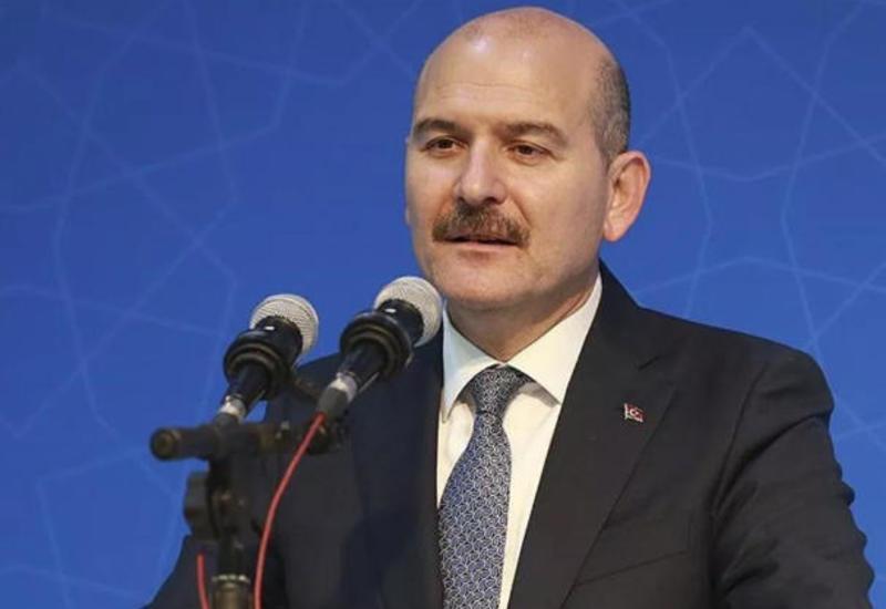 Глава МВД Турции: Американцы обучают террористов на севере Ирака