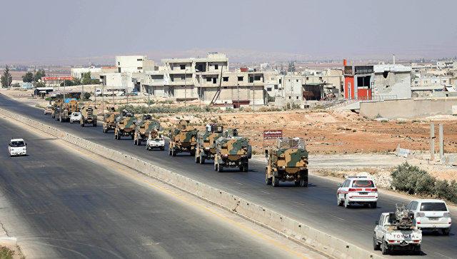 Эрдоган сказал, когда войска Турции покинут Сирию