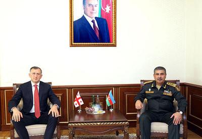 Азербайджан и Грузия обсудили военно-политическую ситуацию в регионе