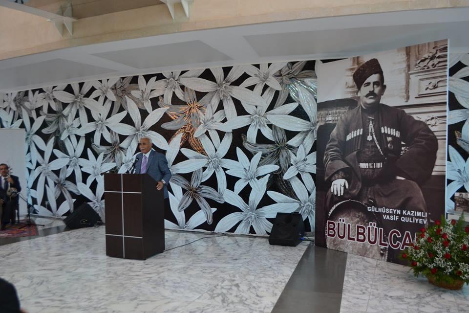 Центр мугама при содействии Минкультуры презентовал книгу о легендарном ханенде Бюльбюльджане